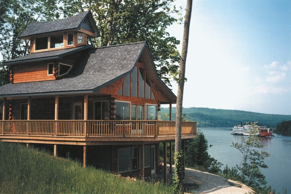 The Heron S Nest Colucci River Cabins