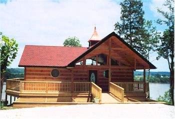 Our Cabins Colucci River Cabins