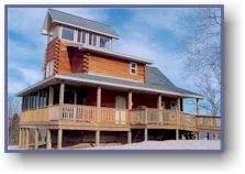 Lodge At Buzzard S Roost Colucci River Cabins