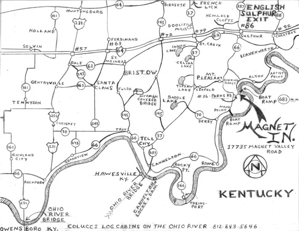 Maps - Colucci River Cabins Kentucky Interstate Map on kentucky highway map, kentucky city map, kentucky i-24 map, kentucky interstate 65 map, kentucky golf trail map, kentucky interstate 64 map, kentucky interstate 24 map, highway 66 map, i-75 kentucky map,